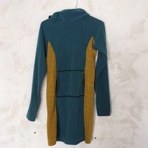 Melazana  micro-grid dress